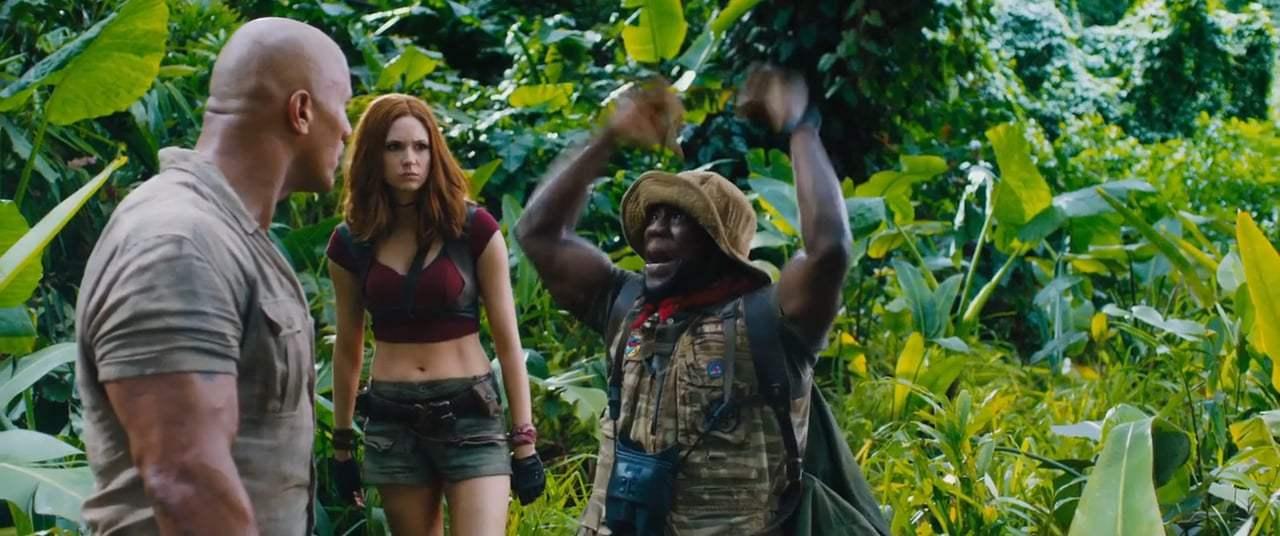 Jumanji: Welcome to the Jungle (2017), filme online subtitrat în Română