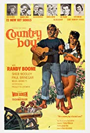 Country Boy Poster