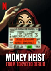Money Heist: From Tokyo to Berlin poster