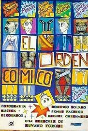 El orden cómico Poster