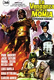 The Mummy's Revenge (1975) Poster - Movie Forum, Cast, Reviews