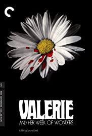 Valerie a týden divu Poster