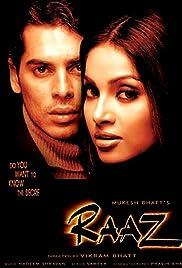 Raaz(2002) Poster - Movie Forum, Cast, Reviews