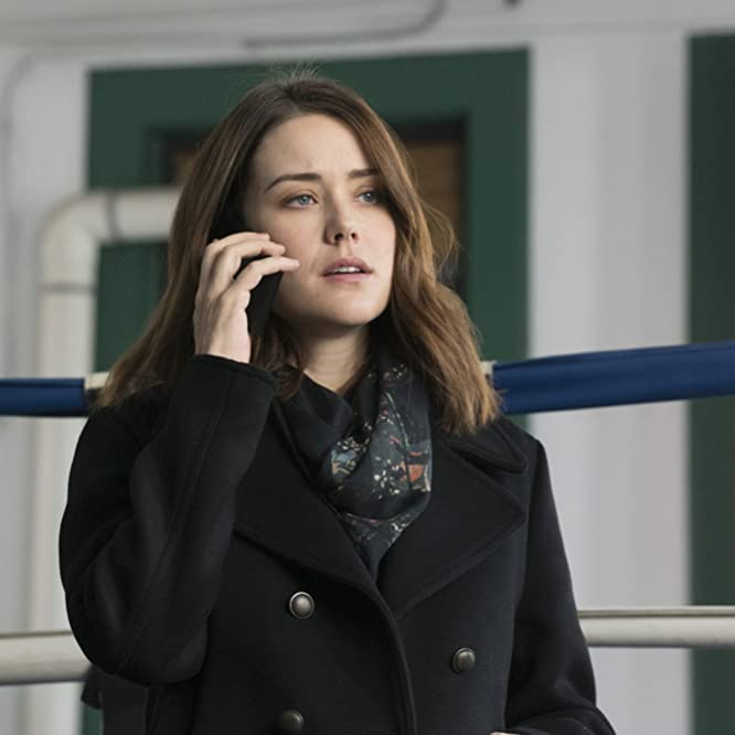 Megan Boone in The Blacklist (2013)