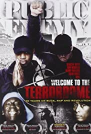 Public Enemy: Welcome to the Terrordome Poster