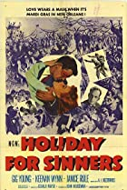 Image of Holiday for Sinners