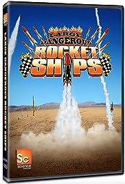 Large, Dangerous, Rocket Ships Poster