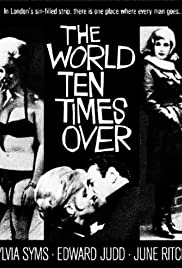 The World Ten Times Over Poster