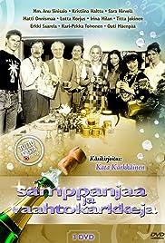 Samppanjaa ja vaahtokarkkeja Poster