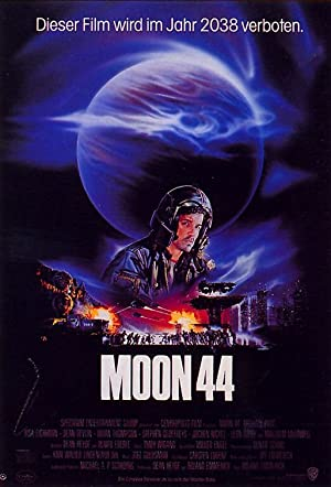 Moon 44 poster