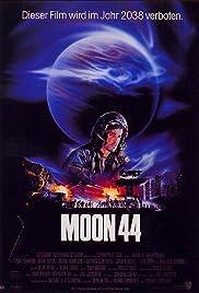 Moon 44(1990) Poster - Movie Forum, Cast, Reviews