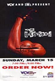 WCW/NWO Uncensored Poster