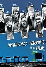 Misterioso asesinato en las aulas