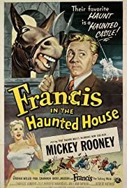 Francis in the Haunted House (1956) Poster - Movie Forum, Cast, Reviews