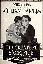 His Greatest Sacrifice
