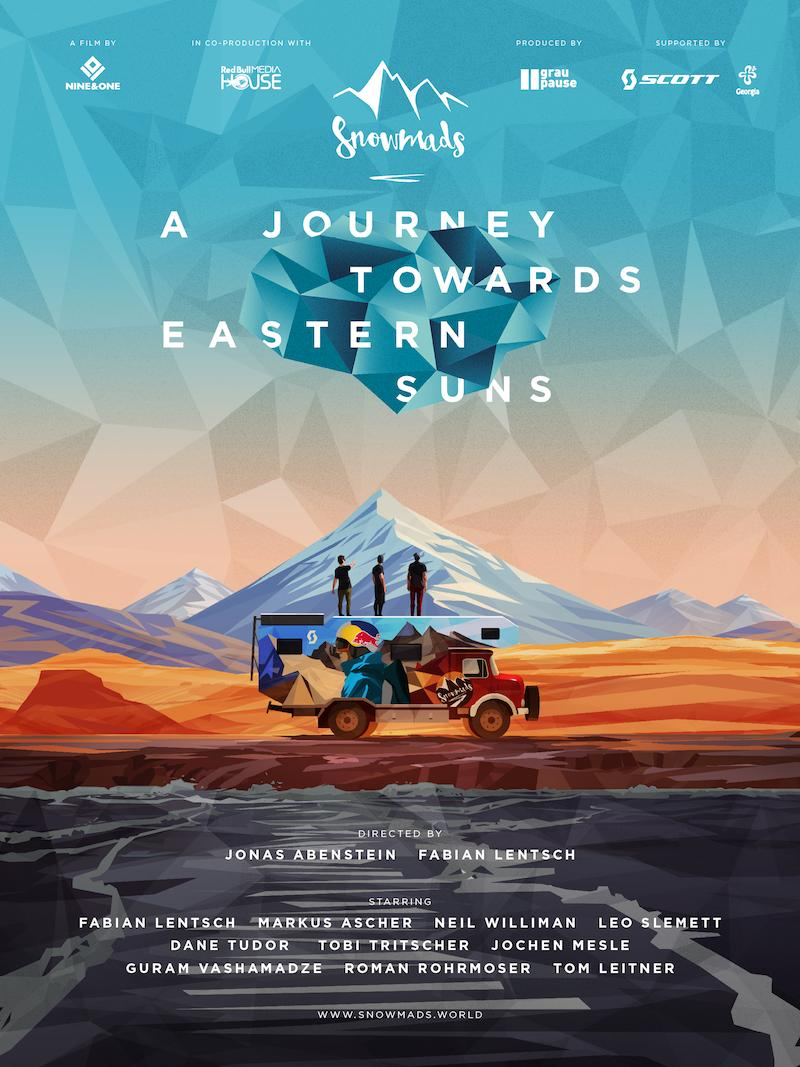 image Snowmads: A Journey Towards Eastern Suns Watch Full Movie Free Online