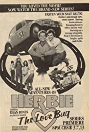 Herbie, the Love Bug Poster