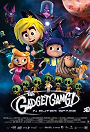 GadgetGang in Outer Space