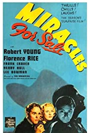 Miracles for Sale (1939) Poster - Movie Forum, Cast, Reviews