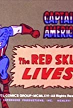 Primary image for The Red Skull Lives/He Who Holds the Cosmic Cube/The Red Skull Supreme