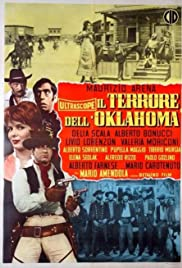 Terror of Oklahoma Poster