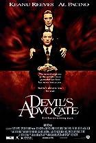 The Devil's Advocate (1997) Poster