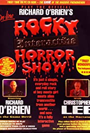 The Rocky Interactive Horror Show Poster