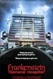 Frankenstein General Hospital(1988) Poster - Movie Forum, Cast, Reviews