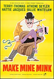 Make Mine Mink (1960) Poster - Movie Forum, Cast, Reviews