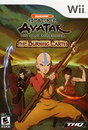 Avatar: The Last Airbender - The Burning Earth Poster