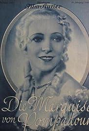 Die Marquise von Pompadour Poster