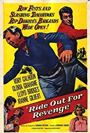 Ride Out for Revenge (1957) Poster - Movie Forum, Cast, Reviews