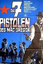 Image of 7 pistole per i MacGregor