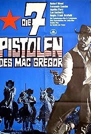 7 pistole per i MacGregor Poster