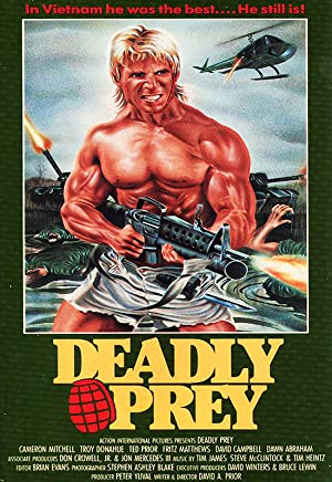 Deadly Prey poster