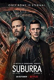 Suburra: Blood on Rome - Season 3 poster