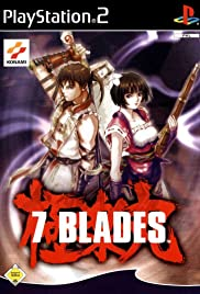 7 Blades Poster