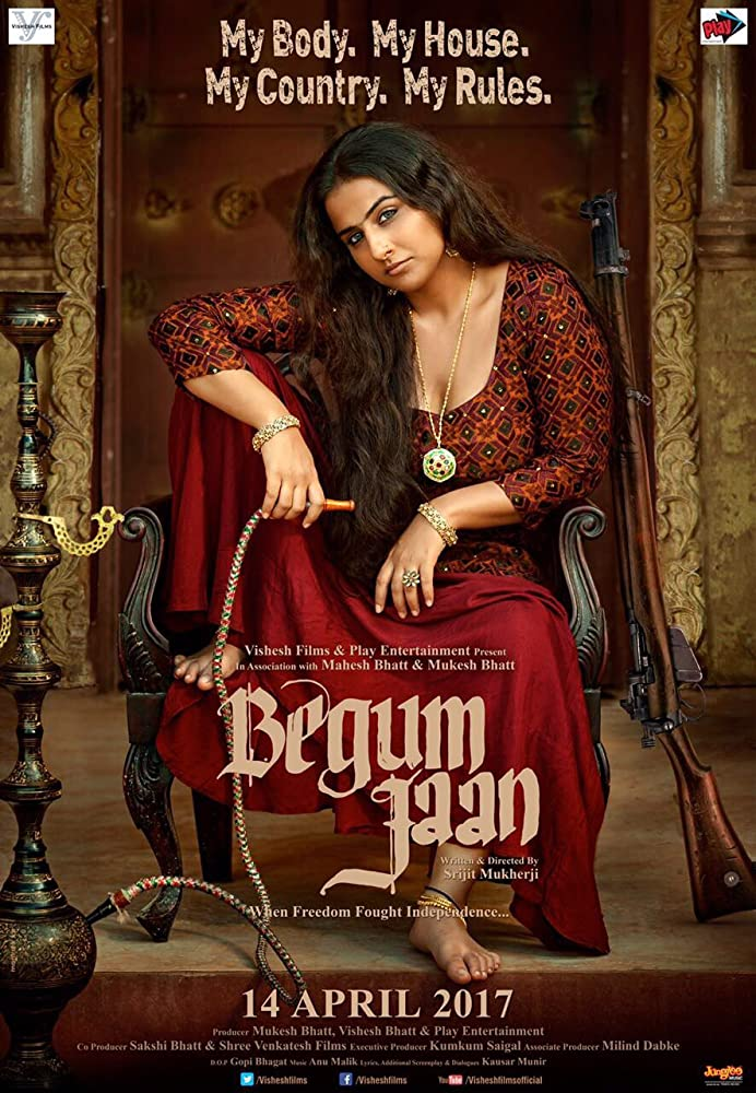 Begum Jaan (2017) Subtitle Indonesia