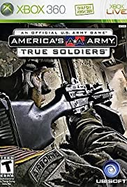 America's Army: True Soldiers Poster