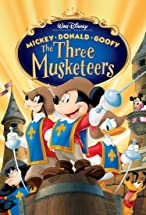 Primary image for Mickey, Donald, Goofy: The Three Musketeers