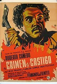 Crimen y castigo Poster