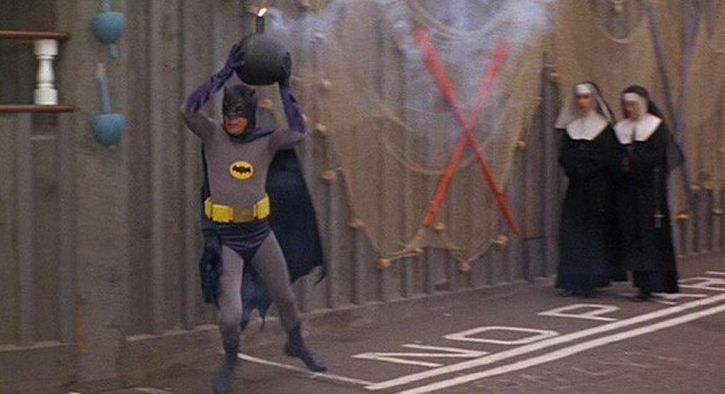 Resultado de imagen de batman 1966 film