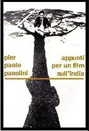 Appunti per un film sull'India Poster