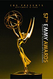 The 57th Annual Primetime Emmy Awards Poster