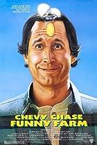 Funny Farm (1988) Poster