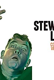 Stewart Lee's Comedy Vehicle Poster