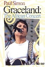 Paul Simon, Graceland: The African Concert Poster