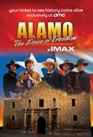 Alamo: The Price of Freedom (1988) Poster - Movie Forum, Cast, Reviews
