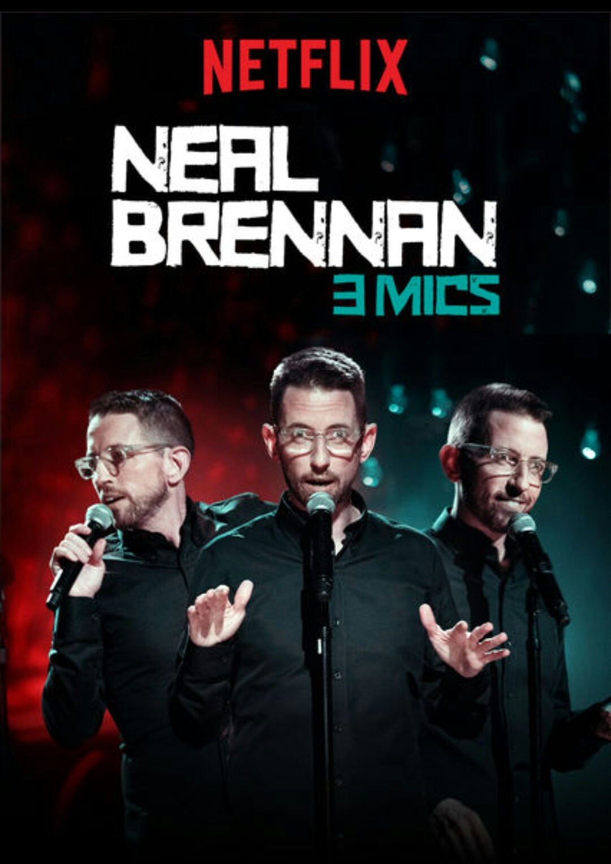 image Neal Brennan: 3 Mics (2017) (TV) Watch Full Movie Free Online