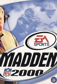Madden NFL 2000 Poster